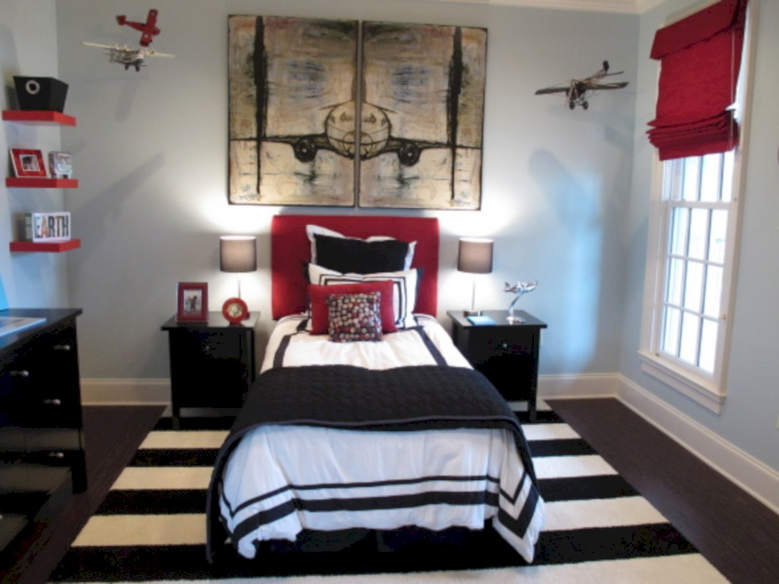 60 Inspiring and Cool Bedroom Design Ideas for Boys